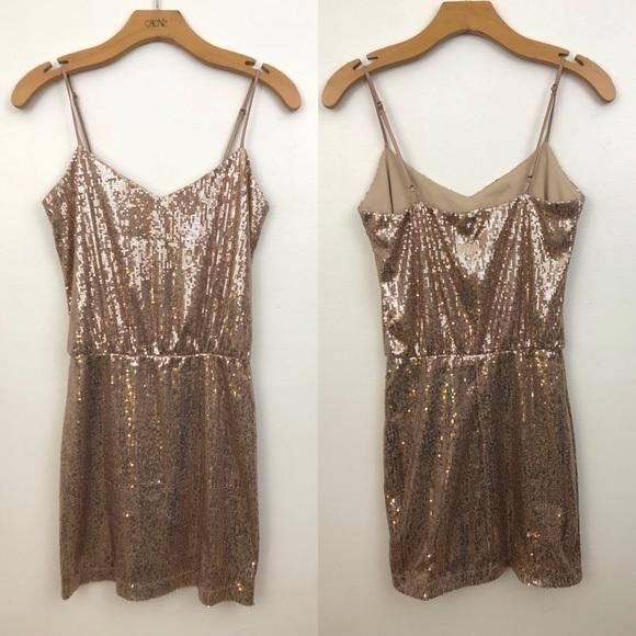 B Darlin Dresses & Skirts - B. Darlin Sequin Mini Dress